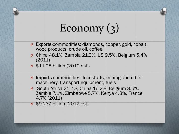 Economy (3)