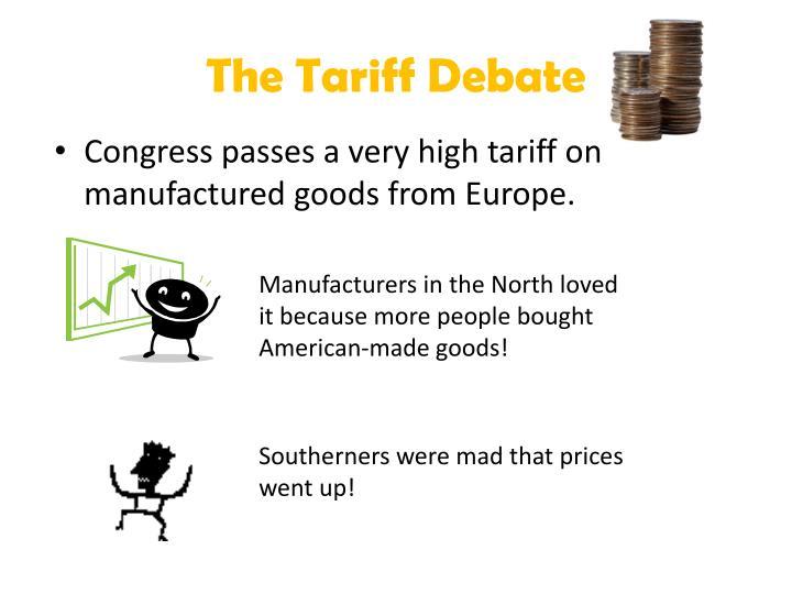 The Tariff Debate