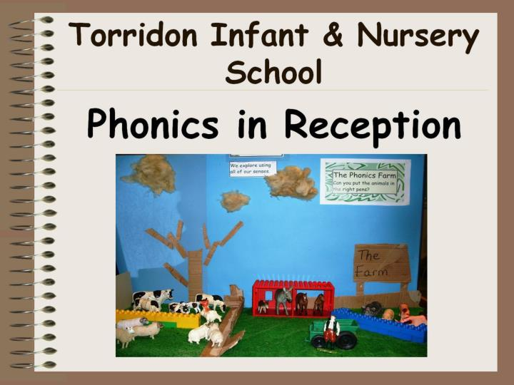 Torridon infant nursery school