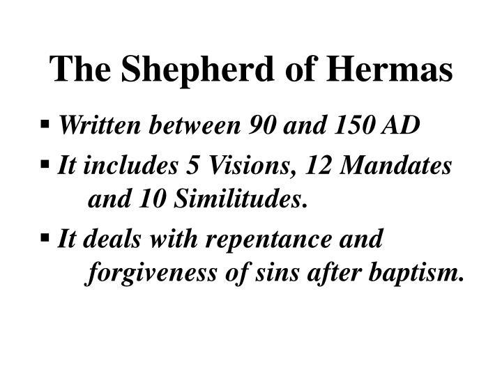 The Shepherd of