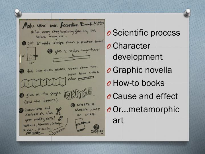Scientific process