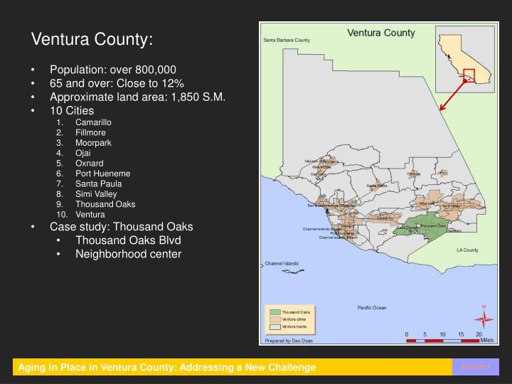 Ventura County: