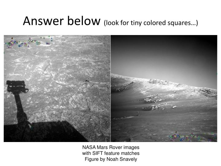 Answer below