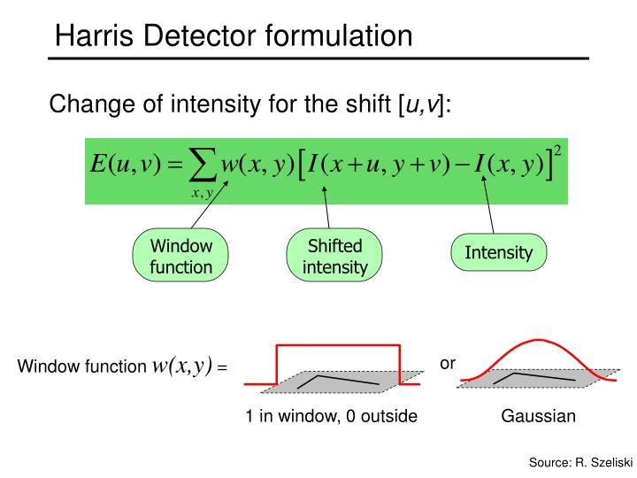 Window function