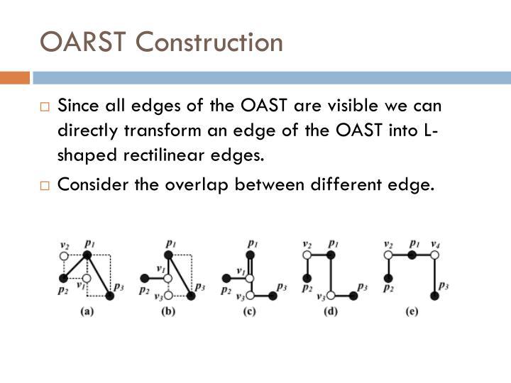 OARST Construction
