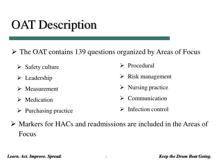 OAT Description