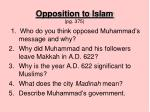opposition to islam pg 375