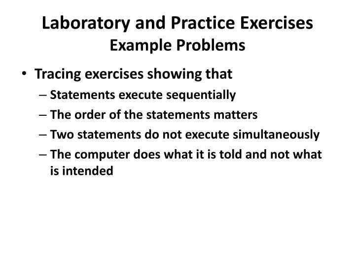 Laboratory and