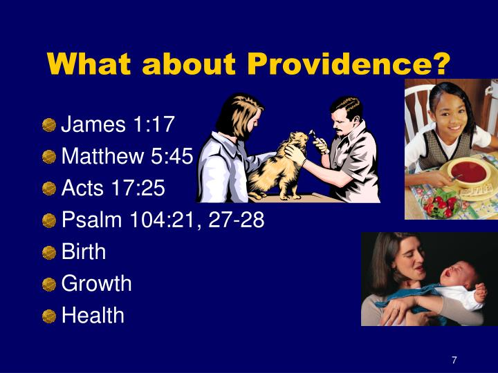 What about Providence?