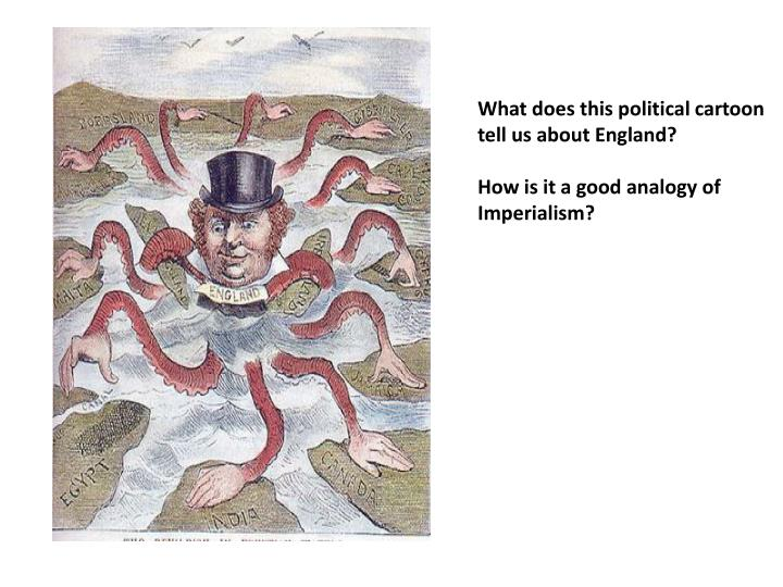 What does this political cartoon