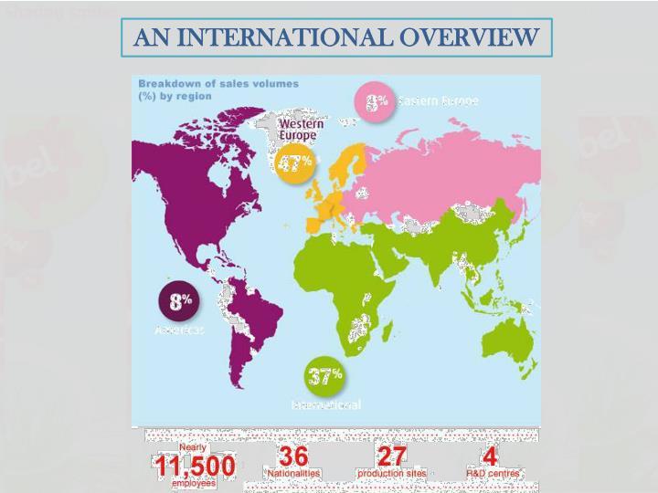 AN INTERNATIONAL OVERVIEW
