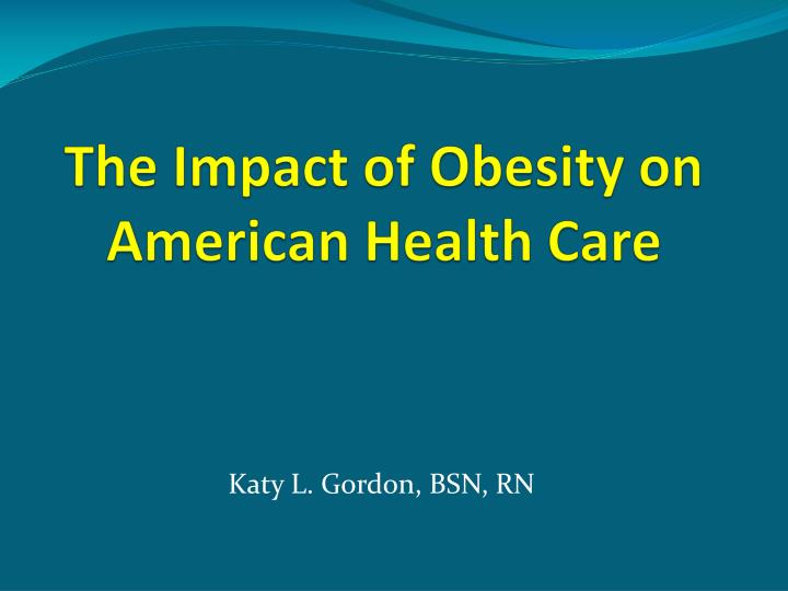 impact of obesity Obesity affects nearly 1 in 3 american adults, putting them at risk for serious health problems, including type 2 diabetes, heart disease and stroke genetics are known to affect a person's weight, but other factors, including a sedentary lifestyle, diet and the influence of friends and family, play a part as well.