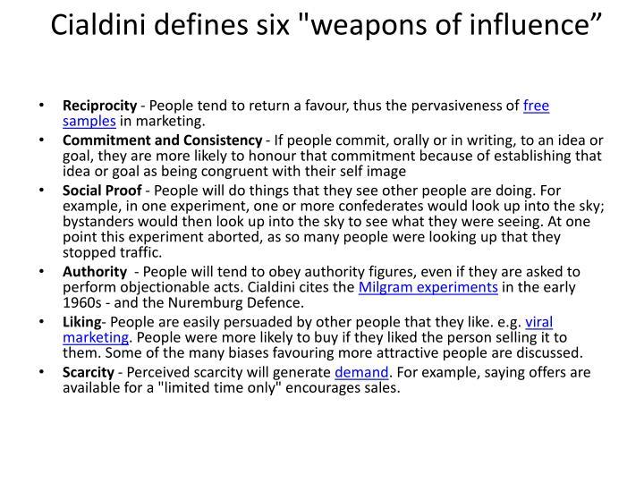 Cialdini