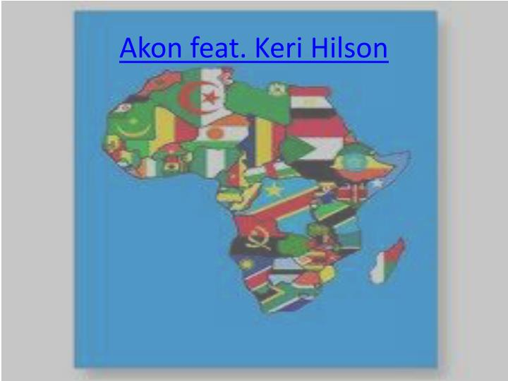 Akon feat. Keri Hilson