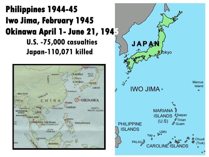 Philippines 1944-45