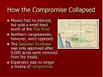 how the compromise collapsed2
