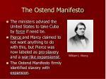 the ostend manifesto1