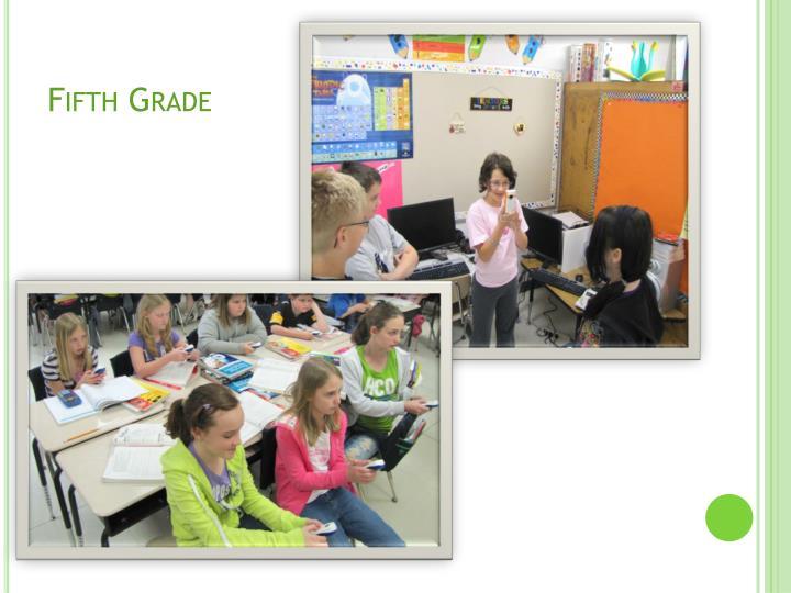 Fifth Grade