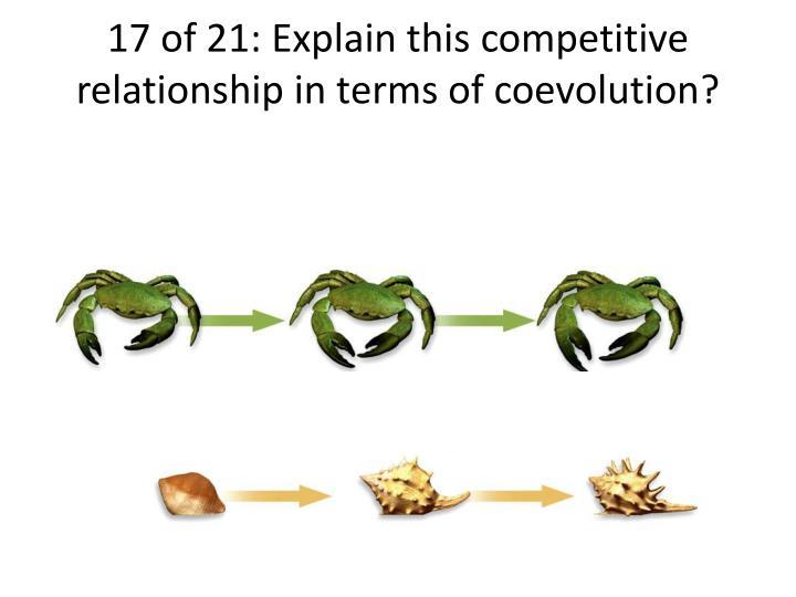 17 of 21: Explain