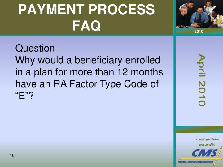 PAYMENT PROCESS