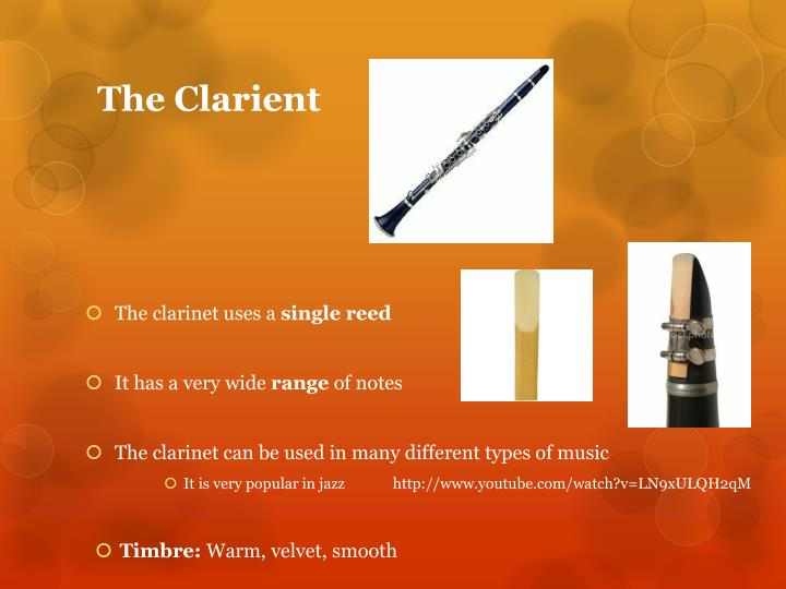 The Clarient
