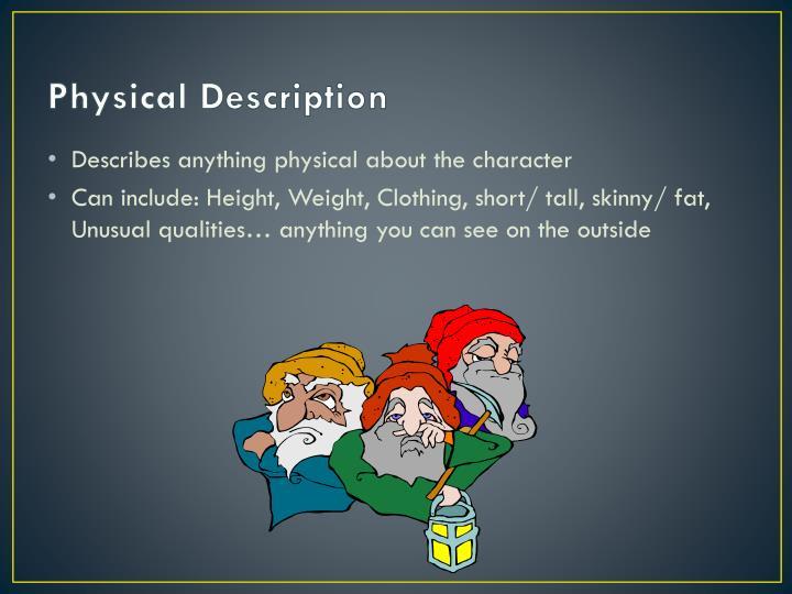 Physical Description