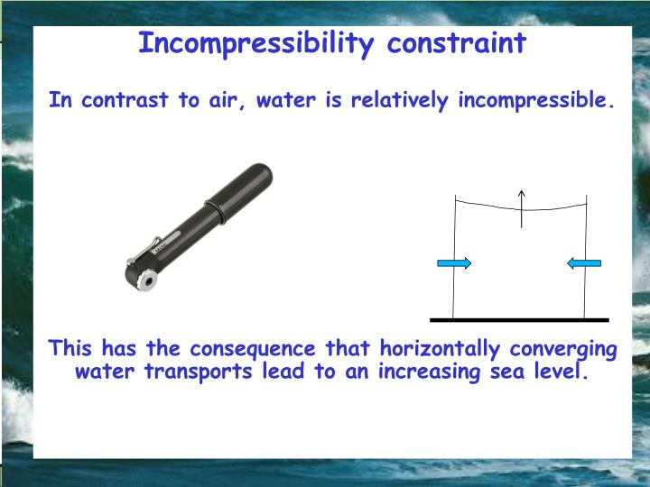 Incompressibility