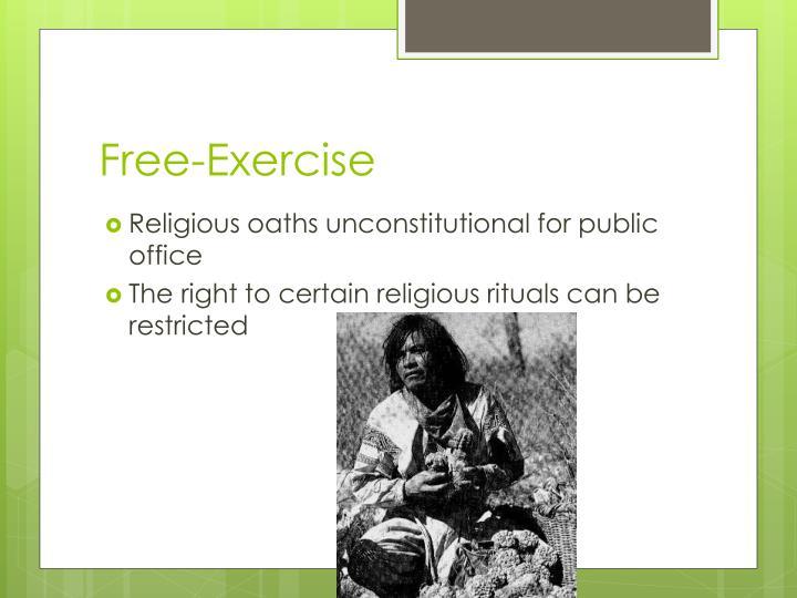 Free-Exercise