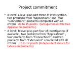project commitment2