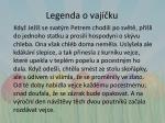 legenda o vaj ku
