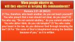 when people observe us will they observe us keeping his commandments2