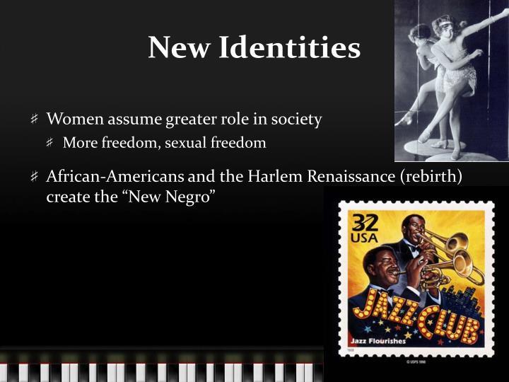 New Identities