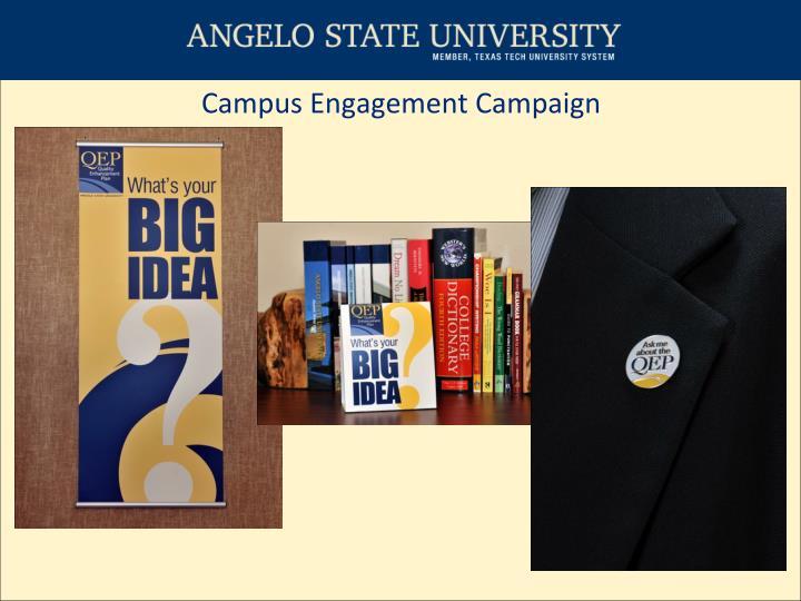 Campus Engagement Campaign