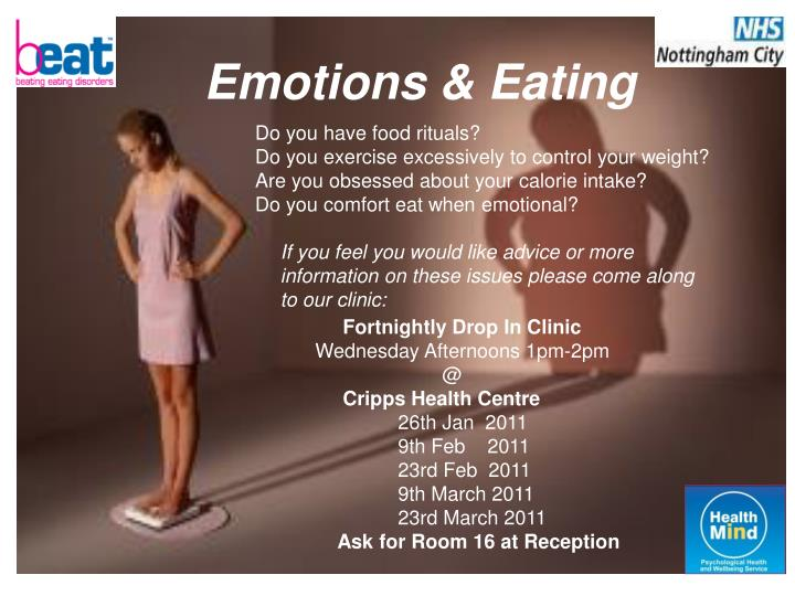 Emotions & Eating
