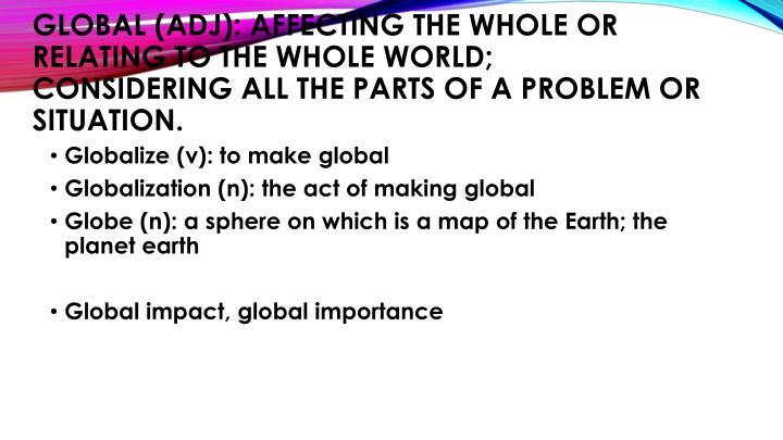 Global (