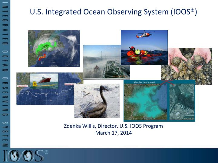 U s integrated ocean observing system ioos