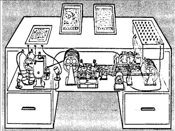 Sketch of memex