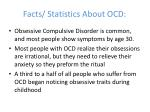 facts statistics about ocd