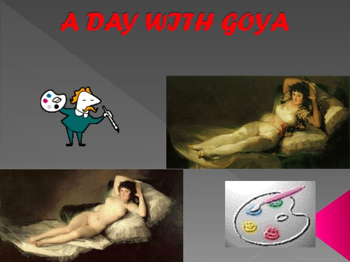 a day with goya n.