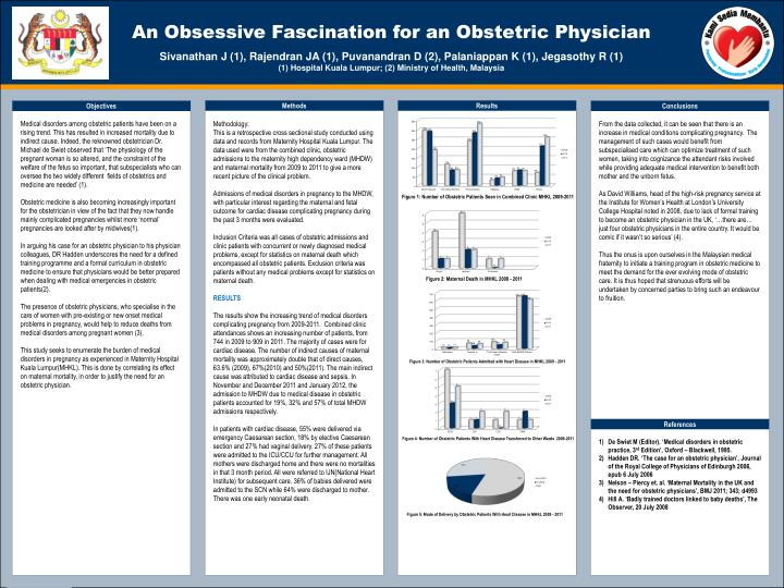 An Obsessive Fascination for an Obstetric Physician