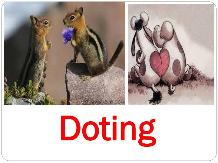 Doting