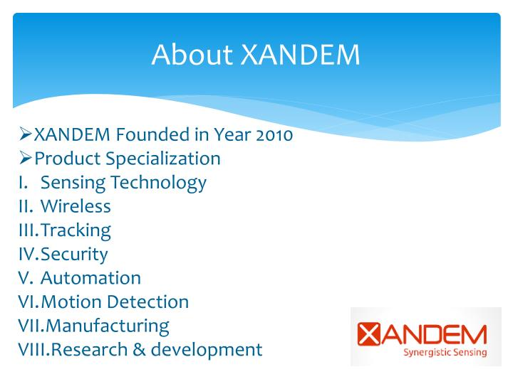 About xandem
