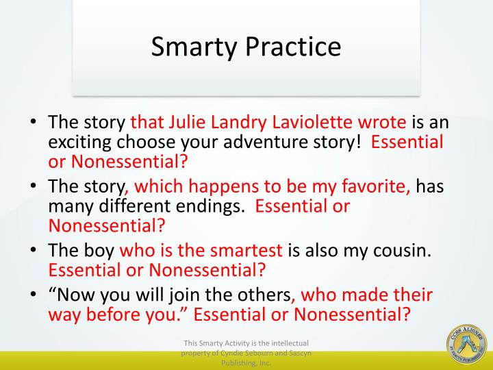 Smarty Practice