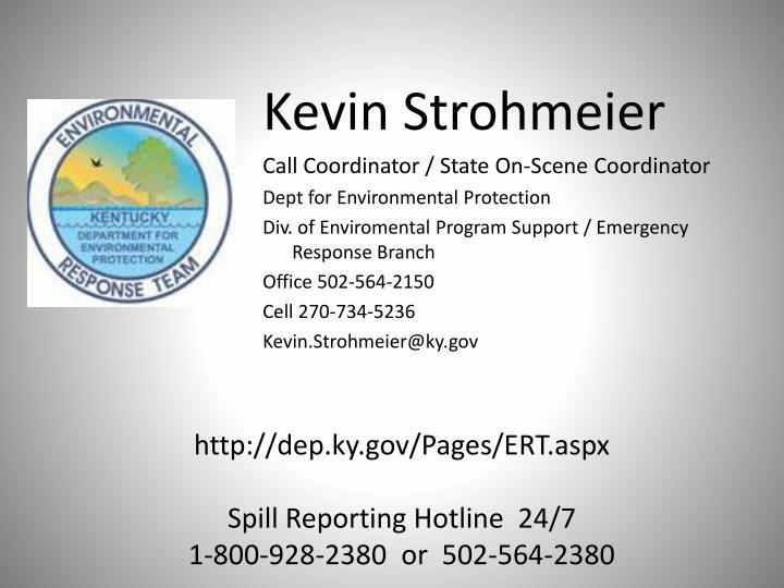 Kevin Strohmeier