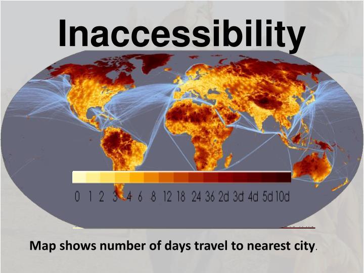 Inaccessibility