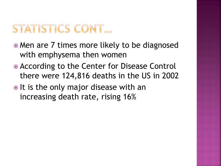 Statistics cont…