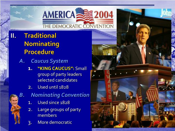 How do we nominate candidates