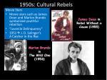 1950s cultural rebels2