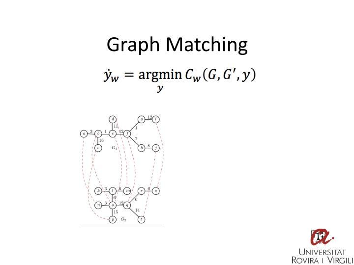 Graph matching1