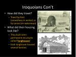iroquoians con t
